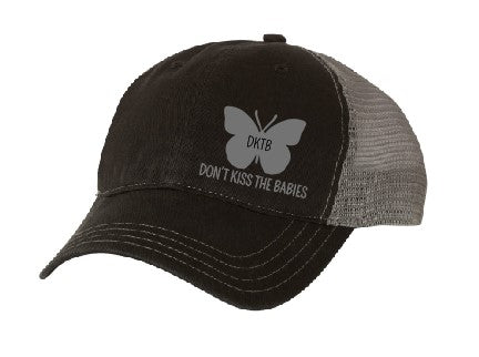 DKTB Trucker Cap - embroidered with DKTB logo