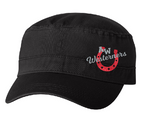 Westerners Fidel Cap in Black