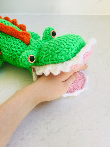 Chompy The Alligator