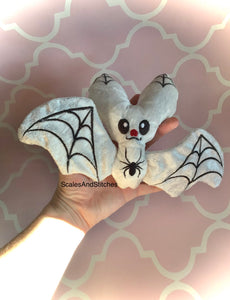 Fang The Spider Bat