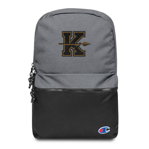 KANSAS CITY KAPITALS EMBROIDERED CHAMPION BACKPACK