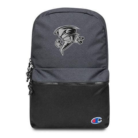 ARKANSAS TWISTERS EMBROIDERED CHAMPION BACKPACK
