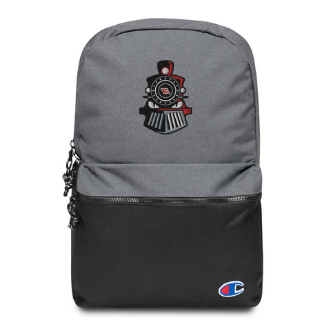 VIRGINIA IRON HORSES EMBROIDERED CHAMPION BACKPACK