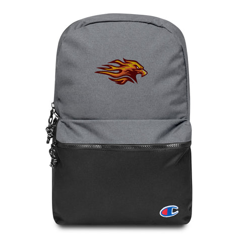 LOUISVILLE FIREBIRDS EMBROIDERED CHAMPION BACKPACK
