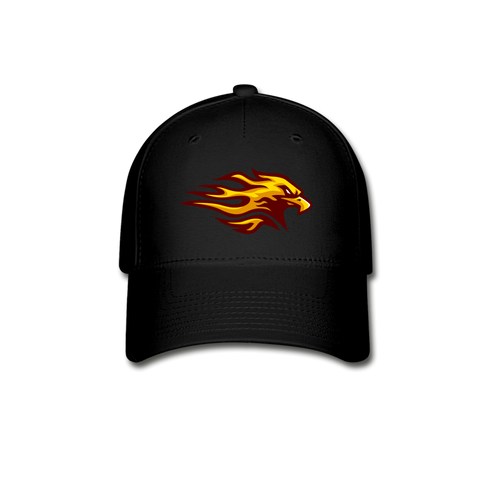 LOUISVILLE FIREBIRDS GRIDIRON CAP - black