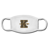 KANSAS CITY KAPITALS FACEMASK - white/white