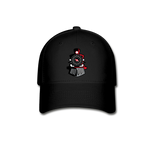VIRGINIA IRON HORSES GRIDIRON CAP - black