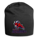 HOUSTON BIGHORNS BEANIE - black