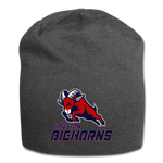 HOUSTON BIGHORNS BEANIE - charcoal gray