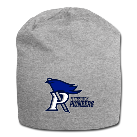PITTSBURGH PIONEERS BEANIE - heather gray