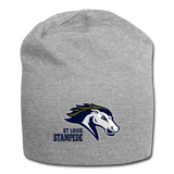 ST LOUIS STAMPEDE BEANIE - heather gray
