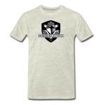 VIRGINIA BEACH DESTROYERS MEN'S PREMIUM TEE - heather oatmeal