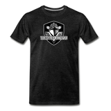 VIRGINIA BEACH DESTROYERS MEN'S PREMIUM TEE - charcoal gray