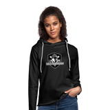 VIRGINIA BEACH DESTROYERS Unisex Lightweight Terry Hoodie - charcoal gray