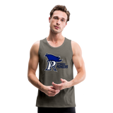 PITTSBURGH PIONEERS Men's Premium Tank - asphalt gray