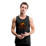 LOUISVILLE FIREBIRDS Men's Premium Tank - black