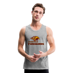 LOUISVILLE FIREBIRDS Men's Premium Tank - heather gray