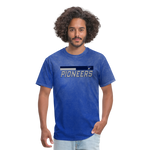 PITTSBURGH PIONEERS UNISEX TEE - mineral royal