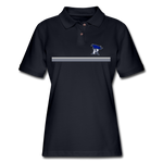 PITTSBURGH PIONEERS Women's Pique Polo Shirt - midnight navy