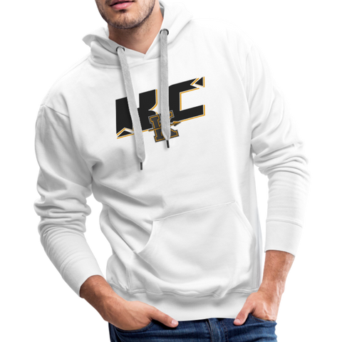 KANSAS CITY KAPITALS SPECIALITY MEN'S PREMIUM HOODIE - white