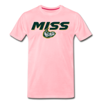 MISSISSIPPI MUDCATS SPECIALITY MEN'S PREMIUM TEE - pink