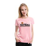 BATON ROUGE REDSTICKS WOMEN'S PREMIUM TEE - pink