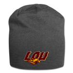 LOUISVILLE FIREBIRDS SPECIALTY BEANIE - charcoal gray