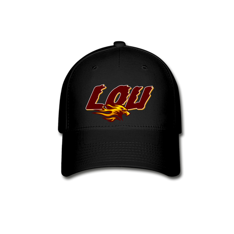 LOUISVILLE FIREBIRDS SPECIALTY CAP - black