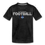 INDIANA BLUE BOMBERS KID'S PREMIUM TEE - charcoal gray