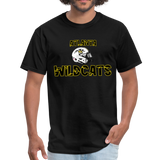 ATLANTA WILDCATS UNISEX TEE - black