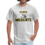 ATLANTA WILDCATS UNISEX TEE - heather gray