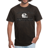 VIRGINIA BEACH DESTROYERS UNISEX TEE - mineral black