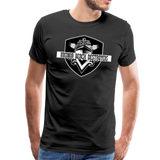 VIRGINIA BEACH DESTROYERS MEN'S PREMIUM TEE - black