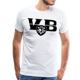 VIRGINIA BEACH DESTROYERS SPECIALITY MEN'S PREMIUM TEE - white