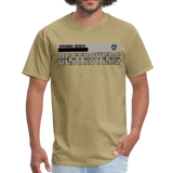 VIRGINIA BEACH DESTROYERS UNISEX TEE - khaki
