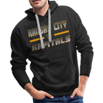 KANSAS CITY KAPITALS MEN'S PREMIUM HOODIE - black