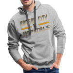 KANSAS CITY KAPITALS MEN'S PREMIUM HOODIE - heather gray