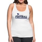 PITTSBURGH PIONEERS WOMEN'S PREMIUM TANK - white