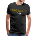 ST LOUIS STAMPEDE MEN'S PREMIUM TEE - black
