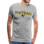 ST LOUIS STAMPEDE MEN'S PREMIUM TEE - heather gray