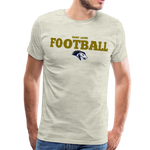 ST LOUIS STAMPEDE MEN'S PREMIUM TEE - heather oatmeal