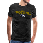 ST LOUIS STAMPEDE MEN'S PREMIUM TEE - charcoal gray