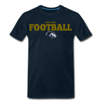 ST LOUIS STAMPEDE MEN'S PREMIUM TEE - deep navy