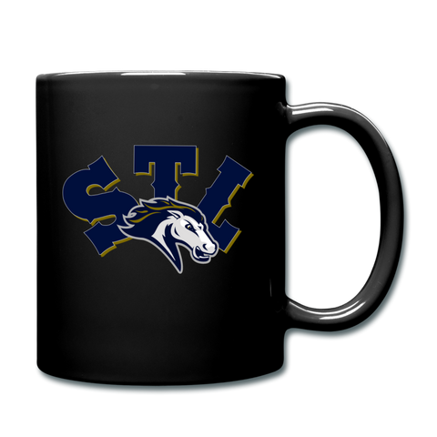 ST LOUIS STAMPEDE FULL COLOR MUG - black