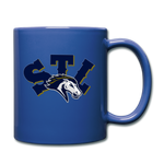 ST LOUIS STAMPEDE FULL COLOR MUG - royal blue