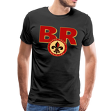 BATON ROUGE REDSTICKS SPECIALITY MEN'S PREMIUM TEE - black