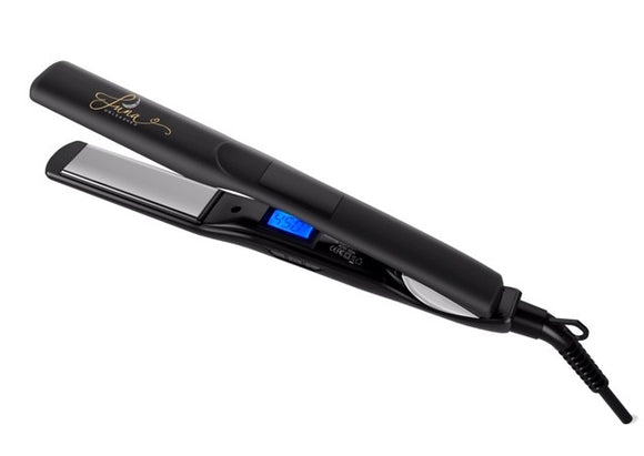 Mirror Plated Titanium Flat Iron