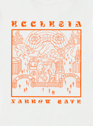 NARROW GATE ECCLESIA T-SHIRT