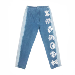 BLEACHED JOGGERS
