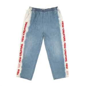 NEW CREATURE DENIM JOGGERS